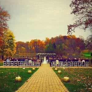 Ceremony Site - Family Style Catering Frederick MD