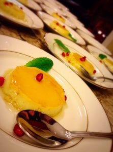 Creme Caramel - Customized Catering Frederick MD