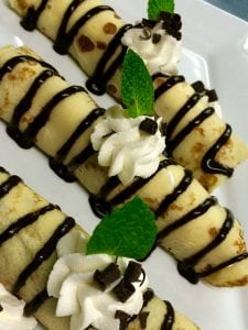 Crepes - Buffet Catering Frederick MD