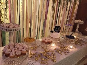 Dessert Table - Luncheon Catering Frederick MD