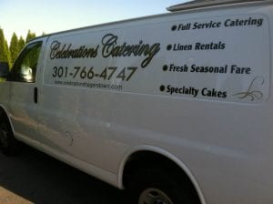 Celebrations Catering Frederick MD