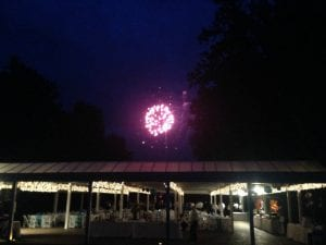 Fireworks - Catering Frederick MD
