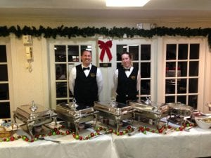 Georgia West Holiday Party - Catering Companies MD