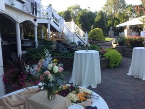 Pool Reception - Maryland Catering