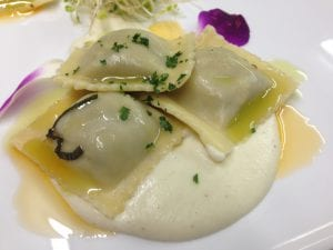 Pumpkin Ravioli - Event Catering Frederick MD
