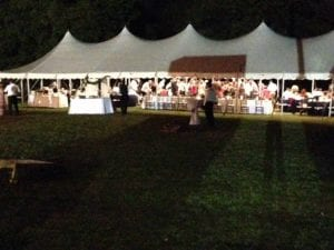 Rockland Estates Evening Reception