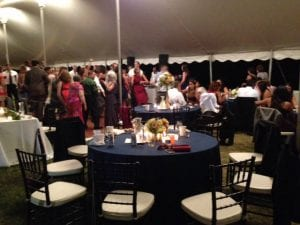 Rockland Estates Reception