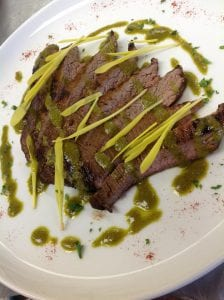 Southwest Flank Steak - Maryland Catering