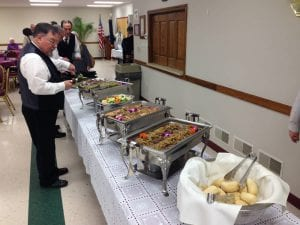 St. Marys Fairfield - Brunch Catering Frederick MD