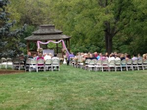 Stoney Creek Gazebo Ceremony
