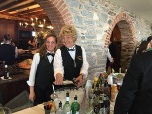 Sunroom Bar - Celebrations Catering MD
