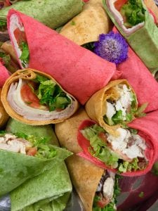 Wraps - Food Catering Frederick MD