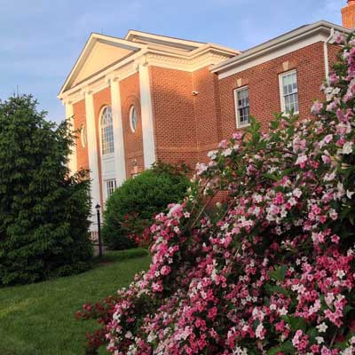 rose hill- event planning frederick md