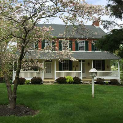 royer house- event planning frederick md